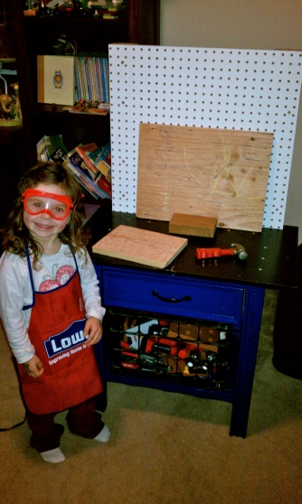 Little Man Workbench